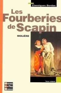 Frédéric Lévy et  Molière - CLASSIQUES BORD  : Les fourberies de Scapin.