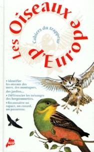 Frédéric Lisak - Les oiseaux d'Europe.