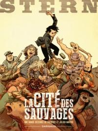 Frédéric Maffre et Julien Maffre - Stern Tome 2 : La cité des sauvages.