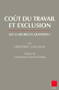 COUT DU TRAVAIL ET EXCLUSION. Les 35 heures en question.pdf
