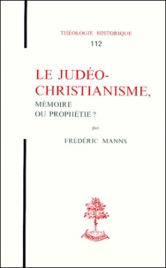 Frédéric Manns - .
