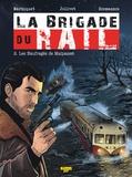 Frédéric Marniquet et Olivier Jolivet - La brigade du rail Tome 2 : Les naufragés de Malpasset.