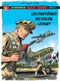"""Frédéric Marniquet et Frédéric Zumbiehl - Les aventures de Buck Danny """"Classic"""" Tome 3 : Les fantômes du soleil levant."""