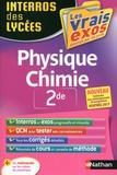 Frédéric Masset - Physique Chimie 2de.