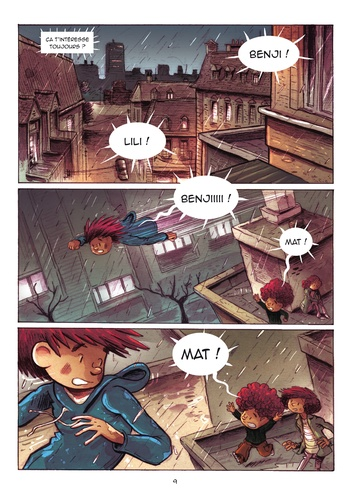 Supers Tome 3 Home sweet home