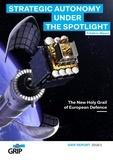 Frédéric Mauro - Strategic autonomy under the spotlight - The New Holy Grail of European Defence.