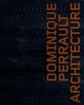 Frédéric Migayrou - Dominique Perrault Architecture - Edition bilingue français-anglais. 1 DVD