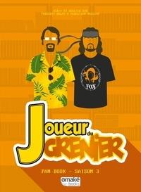 Frédéric Molas et Sébastien Rassiat - Joueur du Grenier - Fan book Saison 3. 3 DVD