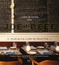 Frédéric Morin - L'art de vivre selon Joe Beef.