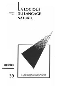 Frédéric Nef - La logique du langage naturel.