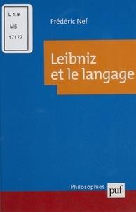 Frédéric Nef - Leibniz et le langage.