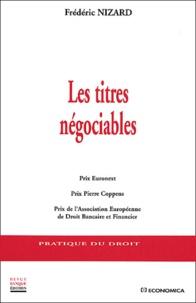 Les titres négociables.pdf