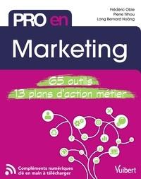 Frédéric Oble et Pierre Tilhou - Pro en marketing.