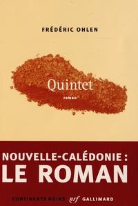 Frédéric Ohlen - Quintet.