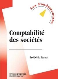 Frédéric Parrat - Comptabilité des sociétés.