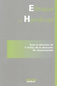 Frédéric Pellas et Marie-Hélène Boucand - Ethique et Handicap.