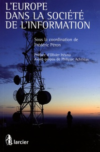 Frédéric Péron - L'Europe dans la société de l'information.