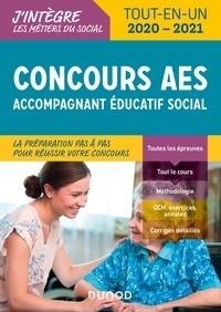 Frédéric Perrier - Concours AES - Accompagnant éducatif social - 2020-2021.