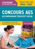 Frédéric Perrier - Concours AES, Accompagnant éducatif social - Tout-en-un.