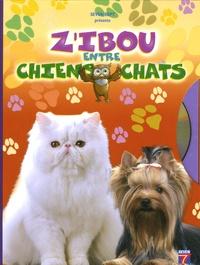 Frédéric Pinasseau - Z'ibou entre chiens et chats. 1 DVD