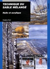 Technique du sable mélangé - Huile et acrylique.pdf