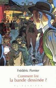Frédéric Pomier - Comment lire la bande dessinée ?.