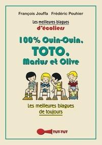 Frédéric Pouhier et François Jouffa - 100 % Toto Ouin-Ouin Marius et Olive.