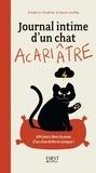 Frédéric Pouhier et Susie Jouffa - Journal intime d'un chat acariâtre Tome 1 : .