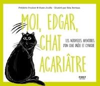 Frédéric Pouhier et Susie Jouffa - Moi, Edgar, chat acariâtre - Tome 2.
