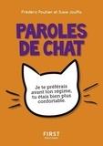 Frédéric Pouhier et Susie Jouffa - Paroles de chat.