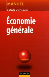 Frédéric Poulon - Economie générale.