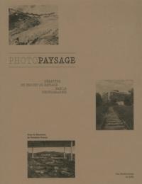 Frédéric Pousin - Photopaysage - Débattre du projet de paysage par la photographie.