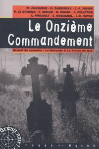 Frédéric Prilleux - Le Onzième commandement - Recueil de nouvelles, La Noiraude et La Fureur du Noir.