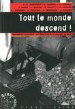 Frédéric Prilleux - Tout le monde descend ! - Recueil de nouvelles du neuvième concours La Noiraude - La Fureur du Noir.