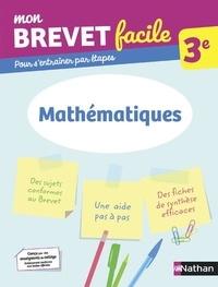 Frédéric Puigrédo - Mathématiques 3e.
