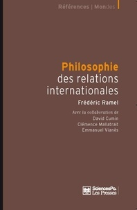 Frédéric Ramel - Philosophie des relations internationales.