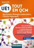 Frédéric Ravomanana et Elise Marche - UE1 Tout en QCM - PACES - Biochimie, biologie moléculaire, chimie organique.