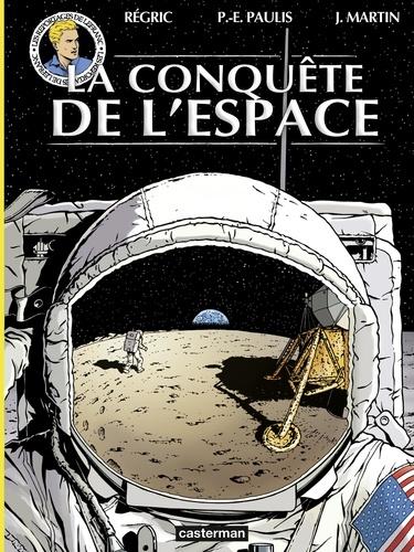 Les reportages de Lefranc - La conquête de l'espaceFrédéric Régric, Pierre-Emmanuel Paulis, Jacques Martin - 9782203199552 - 9,99 €
