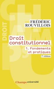 Frédéric Rouvillois - Droit constitutionnel.