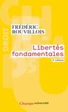 Frédéric Rouvillois - Libertés fondamentales - 2e.