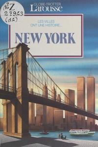 Frédéric Roy et Donald Grant - New-York.