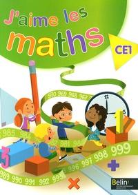Frédéric Rzanny - J'aime les maths CE1.