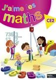 Frédéric Rzanny - J'aime les maths CE2.