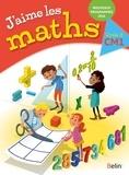Frédéric Rzanny et Sophie Bourreau - J'aime les maths CM1 Cycle 3.