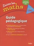 Frédéric Rzanny et Sophie Bourreau - J'aime les maths CM1 - Guide pédagogique.