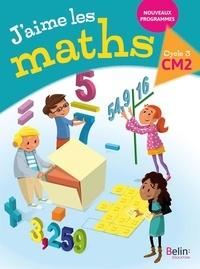 Deedr.fr J'aime les Maths CM2, cycle 3 Image