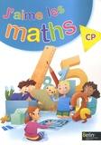 Frédéric Rzanny - J'aime les maths CP.