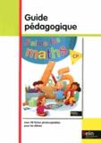 Frédéric Rzanny - J'aime les maths CP - Guide pédagogique.