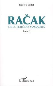 Era-circus.be Racak - De l'utilité des massacres Tome 2 Image