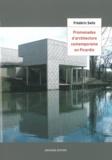 Frédéric Seitz - Promenades d'architecture contemporaine en Picardie.